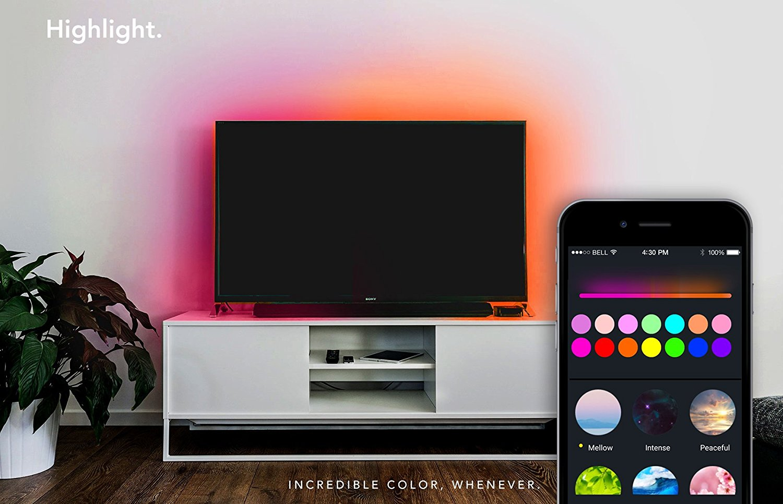 LIFX Z Wi-Fi Smart LED 1m Extension Light Strip